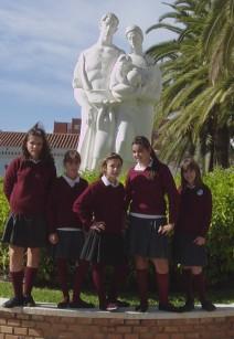 Escolar for Colegio sagrada familia malaga ciudad jardin